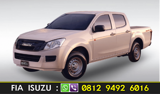 ISUZU D-MAX DOUBLE CAB 2.5 VGS M/T 2500 CC
