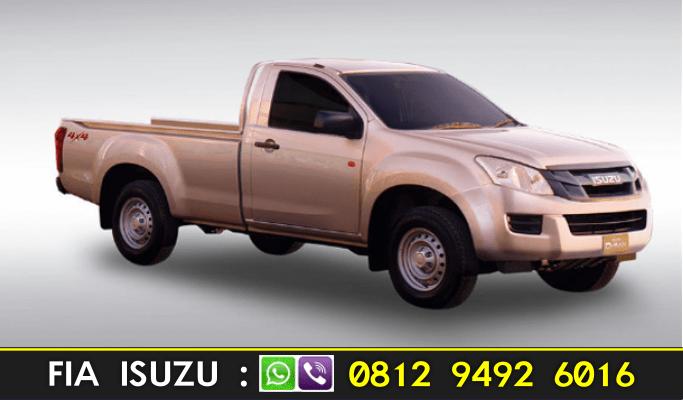 ISUZU D-MAX SINGLE CAB 2.5 M/T VGS 2500 CC
