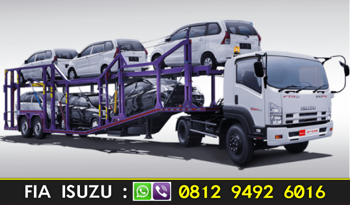 ISUZU GIGA FTR 90 P TH