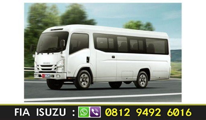 ISUZU ELF NLR 55B X (16 Seat)